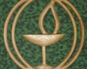 Unitarian Universalist Chalice-UUC-Flaming Chalice
