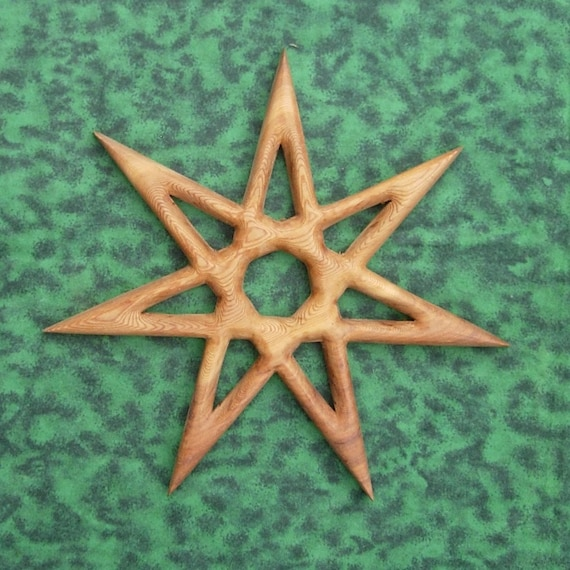 Fairy Star of Enchantment - Elven Star - Wizardry