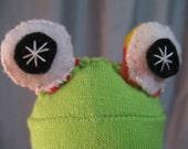 Bainbridge the Sock Frog