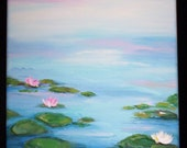 Painting - Water Lilies