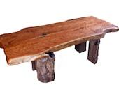 Walnut Juniper Grand Dining Table
