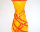 Citrus Drop Vase