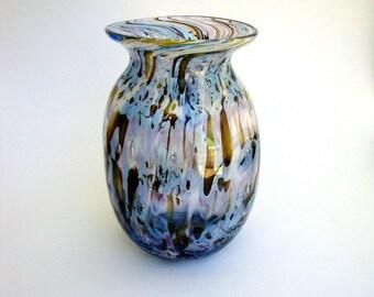 Robin Egg Vase