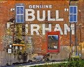Bull Durham  8x10 Fine Art Print