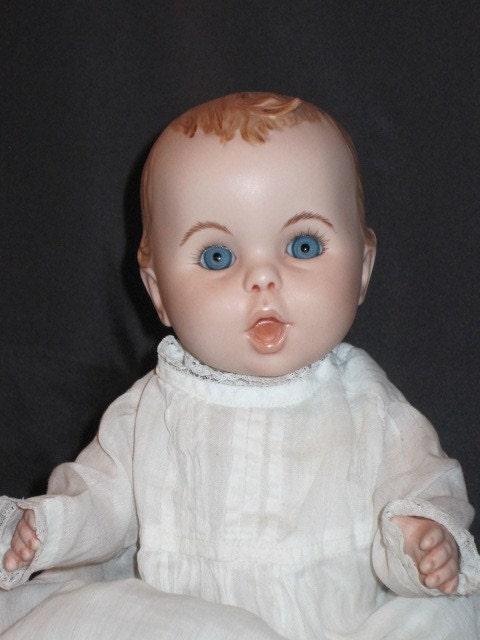 Porcelain Doll Gerber Baby Doll By Dollsbylaurel On Etsy