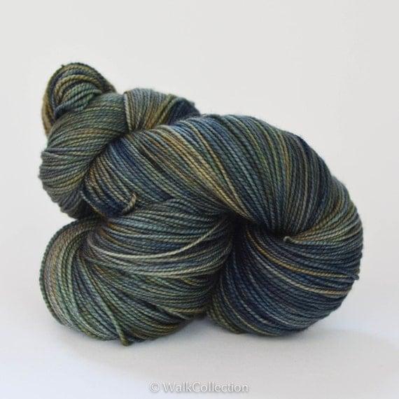 HURRICANE ... PearlSock, hand dyed yarn