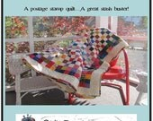 Postage Stamp Quilt Pattern from Quilt Doodle Designs