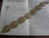 1933 Souvenir bracelet from Chicago World's Fair Hall of Science