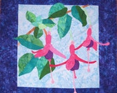 RESERVED FOR JULSSWECRAZY--Quilt - Purple Fuchsia