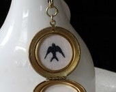 Swallow's Return Locket