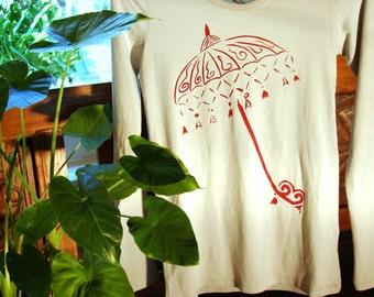 Bali Parasol Long Sleeve Shirt