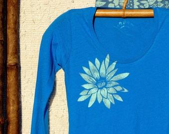 Balboa Water Lily Long Sleeve Tee