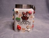 Pet Treat Canister - 33oz.