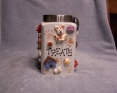 Pet Treat Canister - 40oz.