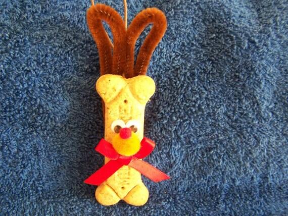 SALE! Reindeer Ornament