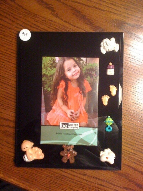 New Baby Picture Frame 4x6