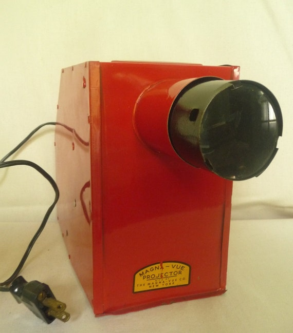 Clearance vintage magna vue art projector enlarger for Mirror projector review