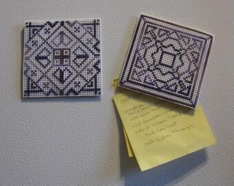 Cross Stitch Magnet Kit