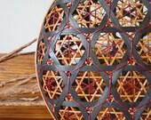 Unique Vintage  Basket