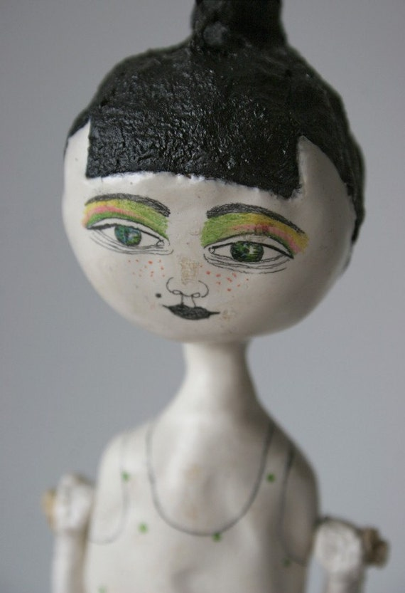 Clay Art Doll Rima - SALE