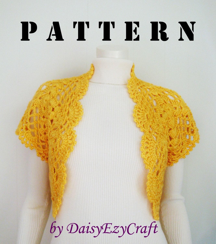 Symbol Crochet PATTERN PDF format Hand by DaisyEzyCraft on ...