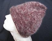 hat (tooke)-burgundy, tawny