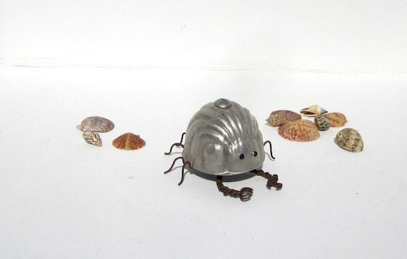 Strange Crab-Like Crustacean Creature Repurposed Art