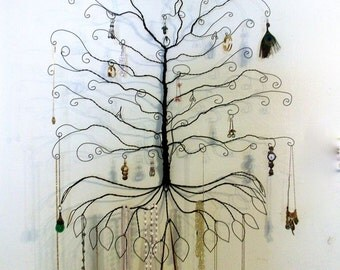 Jewelry Tree Display Super Colossal Wall Mount Earring Necklace PRE ORDER