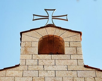 Church of the Multiplication - Christian Art - Israel Travel Photography - Holyland Photography