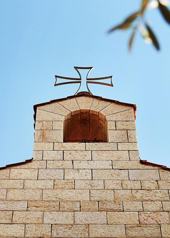 Church of the Multiplication - Christian Art - Israel Travel Photography - Holyland Photography
