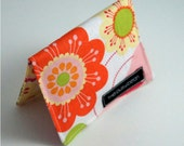 Card Wallet - Business Card Holder - Gift Card Holder - Summersong