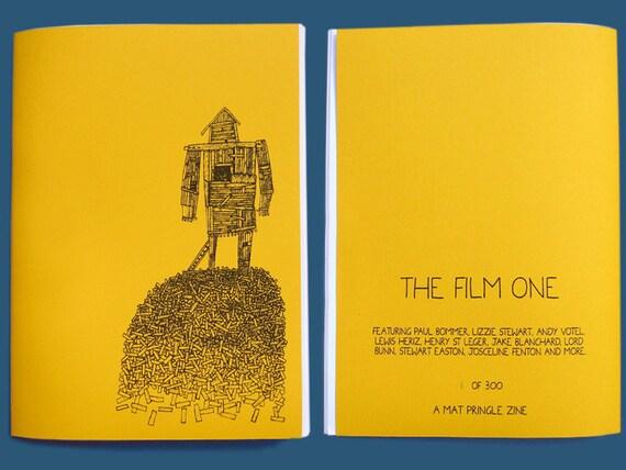 The Film One zine