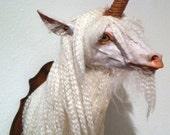 Fantasy Taxidermy: Unicorn