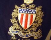 Ralph Lauren sailing dress, navy blue