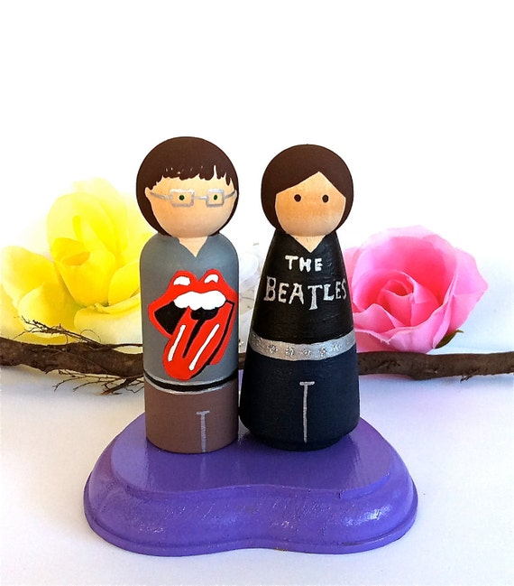 music wedding cake toppers unavailable listing on etsy 17670
