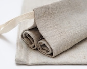 Linen Towels - Set of 2 Towels