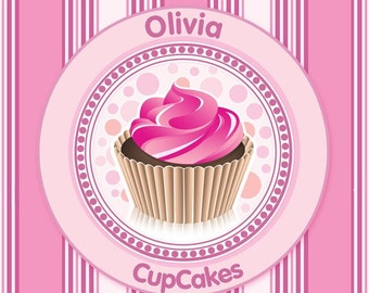 Shop Banner - Premade, Logo Design, - Includes, Cake, Cupcake - Includes Banners, Avatar, and more...