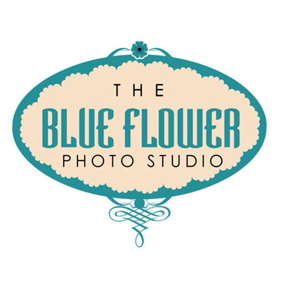 Premade Logo Design and Photography Watermark  Business Logo  Design OOAK and NEVER RESOLD