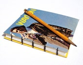 Waylon Jennings  Record Cover Art Journal Notebook Sketchbook