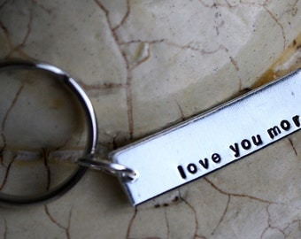 Key chain, Love you More