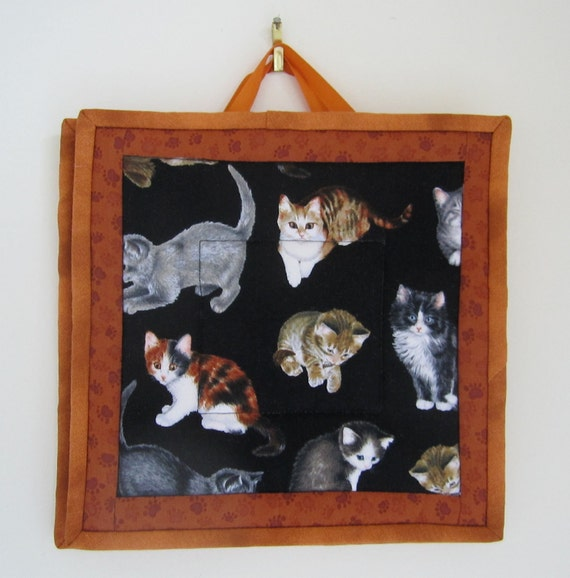Potholders My Favorite Cats