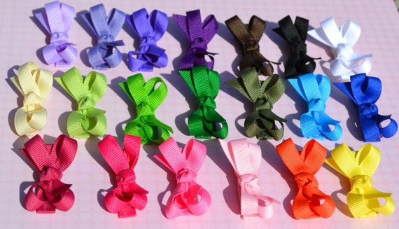Itty Bitty Basic Bows 10 for 12