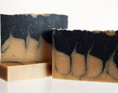 Seaweed Kelp Activated Charcoal Detox Soap with glycerin & organic ingredients