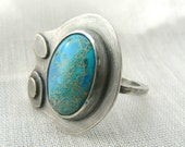 Sea Sediment Ring I - The Beginning / SIZE 7.5