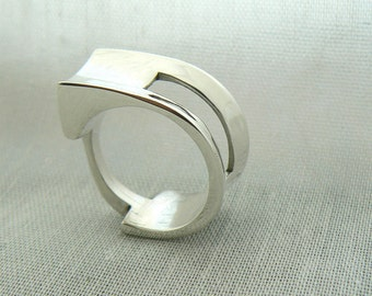 Sterling silver Ring - SIZE 10 - READY to SHIP