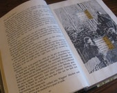 RESERVED FOR CHRISTINE - Vintage Wedding Ring Book
