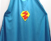 Super Hero and Kingly Double Sided Dress Up Cape