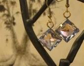 Pale Sapphire Earrings