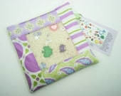 Lavender Fields - I Spy Bag - One of a kind design - Several coordinating fabrics - Hours of Fun - Word and Photo Card Included