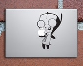 Hungry Gir Disguised - Macbook Decal - FREE SHIPPING